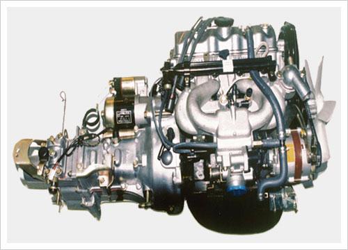 hh462qe汽油发动机